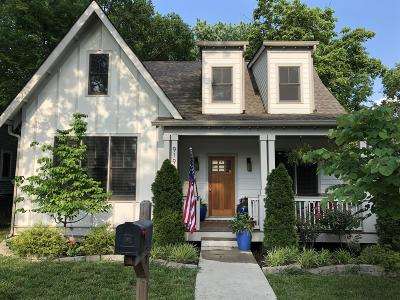 Nashville Single Family Home Under Contract - Not Showing: 919 Joseph Ave