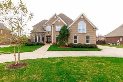 Pleasant View TN Single Family Home Under Contract - Showing: $449,900