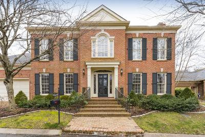 Nashville Single Family Home Under Contract - Not Showing: 134 Prospect Hill