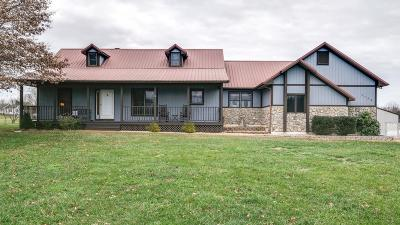 Spring Hill Single Family Home For Sale: 3138 Greens Mill Rd
