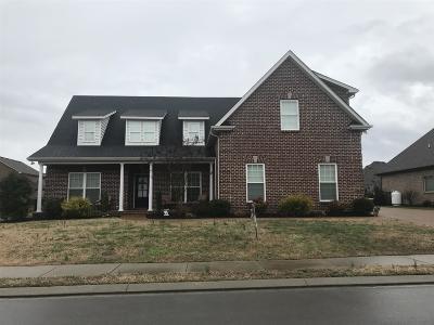 Pebble Creek, Pebblecreek Sec 1 Ph 1 Single Family Home For Sale: 2632 Pebblecreek Ln