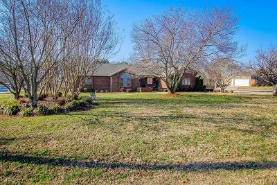 Franklin County Single Family Home For Sale: 127 Brandi Way
