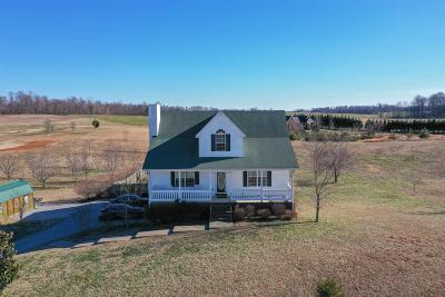Robertson County Single Family Home Under Contract - Showing: 6227 H B Lee Rd