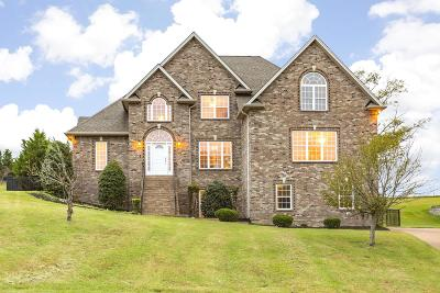 Mount Juliet Single Family Home Under Contract - Not Showing: 910 Noel Drive