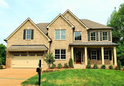 Nolensville Single Family Home For Sale: 239 Rock Cress Rd (Lot #505)