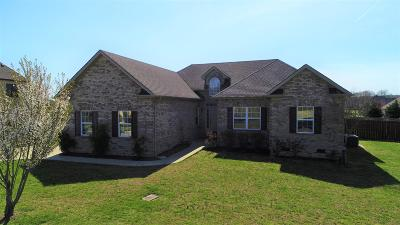 Rockvale Single Family Home Under Contract - Showing: 908 John Hood Dr