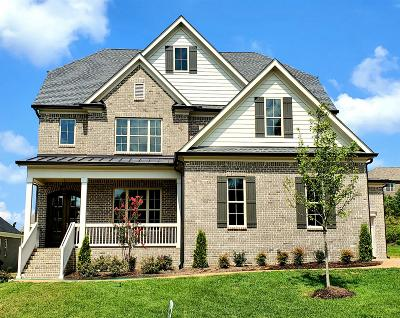Nolensville Single Family Home For Sale: 217 Rock Cress Rd (Lot #502)