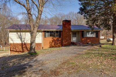 Lebanon Single Family Home Under Contract - Showing: 221 Twin Cove Dr