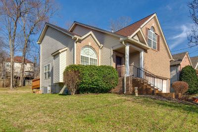 Old Hickory Single Family Home For Sale: 3704 Portsmouth Ct
