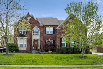 Spring Hill Single Family Home For Sale: 1015 Beverly Ln