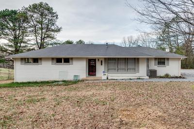 Joelton Single Family Home Under Contract - Showing: 1529 Red Binkley Rd