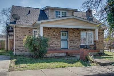 Nashville Multi Family Home For Sale: 2521 Scovel St