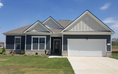 Lebanon Single Family Home Under Contract - Showing: 203 Princeton Drive Lot 47
