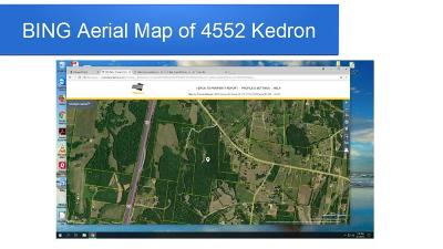 Spring Hill  Residential Lots & Land For Sale: 4552 Kedron Rd