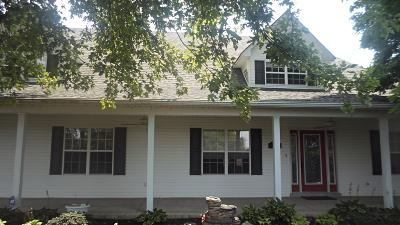 Franklin County Single Family Home For Sale: 250 Awalt Dr