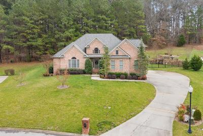 Clarksville Single Family Home Under Contract - Not Showing: 2026 Mossy Oak Cir