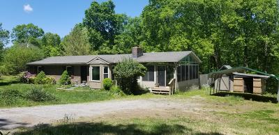 Ashland City Single Family Home For Sale: 3012 Petway Rd