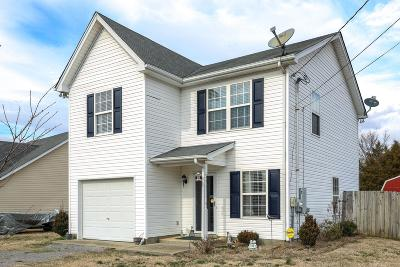 Christiana Single Family Home Under Contract - Showing: 507 Dorchester Dr