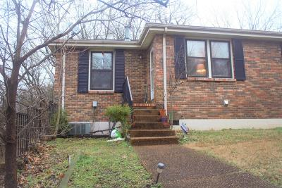 Nashville Multi Family Home Under Contract - Not Showing: 4966 Sherman Oaks Dr