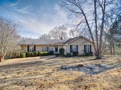 Gallatin Single Family Home For Sale: 1451 Calgy Dr