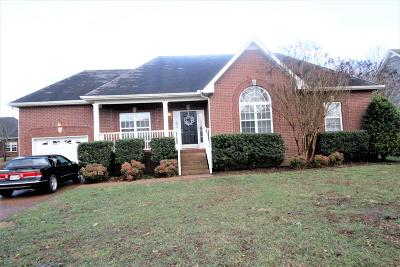 White House Single Family Home Under Contract - Showing: 7004 Indian Ridge Blvd