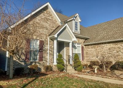 Fields Of Northmeade Single Family Home Under Contract - Not Showing: 2960 Brewster Dr