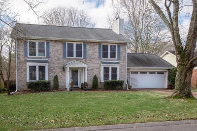 Franklin TN Single Family Home Under Contract - Showing: $419,000