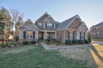 Nolensville Single Family Home Under Contract - Showing: 2193 Capistrano Way