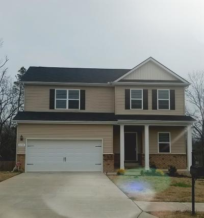 Columbia Single Family Home Under Contract - Showing: 2257 Bee Hive Dr