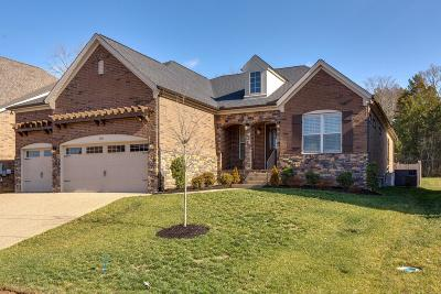 Mount Juliet Single Family Home For Sale: 1315 Drury Ln