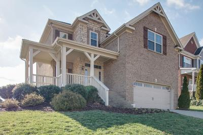 Spring Hill Single Family Home For Sale: 4001 Garrin Ct