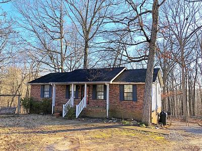 Sumner County Single Family Home Under Contract - Not Showing: 1430 Winding Way Dr