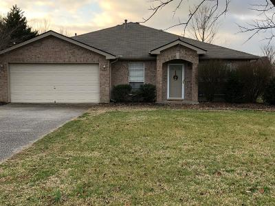 Spring Hill Single Family Home Under Contract - Showing: 2166 Spring Hill Cir