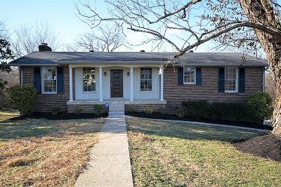 Madison Single Family Home Under Contract - Not Showing: 116 Campbell Ct