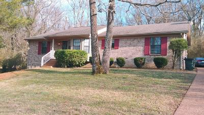 Hermitage Single Family Home For Sale: 1744 Ridgemere Ct