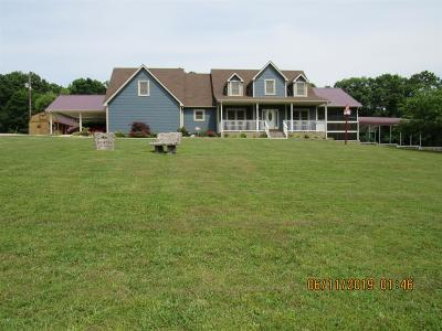 McEwen TN Single Family Home For Sale: $599,000