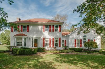 Brentwood Single Family Home Under Contract - Showing: 6601 N Creekwood Dr