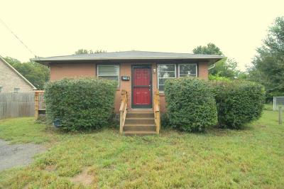 Nashville Multi Family Home For Sale: 1714 16th Ave N