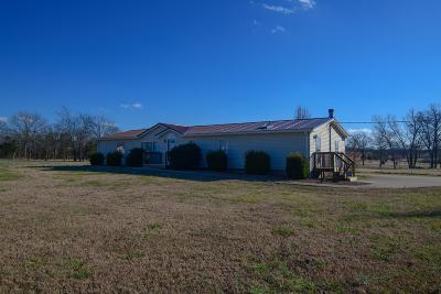 Lebanon Single Family Home Under Contract - Not Showing: 3810 Gwynn Rd