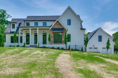 Nashville Single Family Home For Sale: 741 Bresslyn Rd