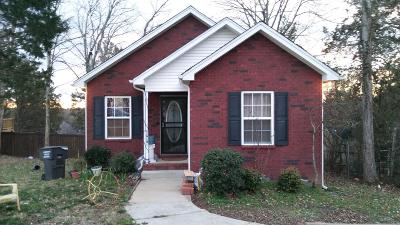 Madison Single Family Home For Sale: 1418 Pawnee Tl