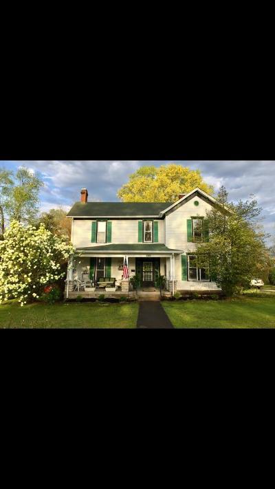 Pulaski Single Family Home For Sale: 200 S Sam Davis Ave