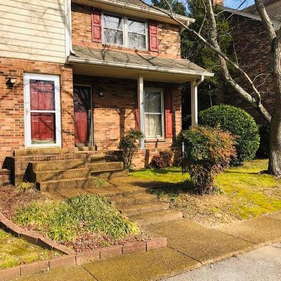 Nashville Condo/Townhouse Under Contract - Showing: 208 Hickory Hill Ct
