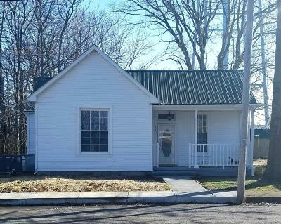 White Bluff Single Family Home For Sale: 110 S Main St
