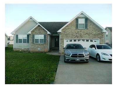 Clarksville Rental Under Contract - Not Showing: 3506 Sandpiper Dr