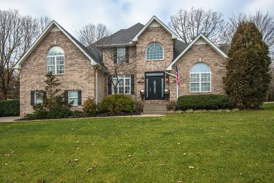 Fairview Single Family Home Under Contract - Showing: 7813 Pinecrest Ct