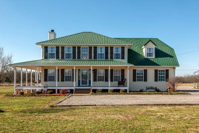 Lewisburg Single Family Home Under Contract - Showing: 3015 Lowry Rd
