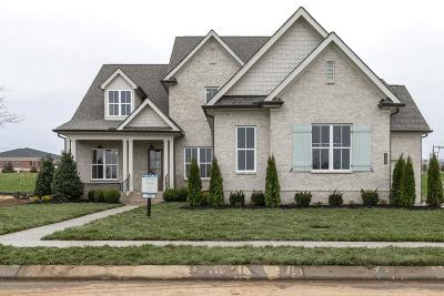 Thompsons Station Single Family Home Under Contract - Showing: 3206 Pleasantville Bridge Rd