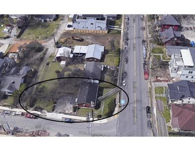 Nashville Single Family Home For Sale: 1401 Edgehill Ave