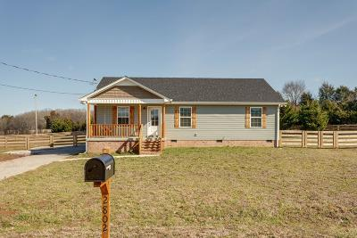 Lewisburg Single Family Home Under Contract - Showing: 2802 Case Dr